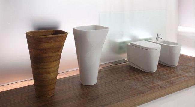 Sanitari per arredo bagno collezione meg11 ceramica galassia for Galassia ceramica