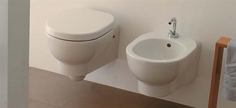 Lavabi per l arredo bagno forma e dimensione di ceramica - Dimensioni water piccolo ...