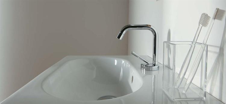 lavabi per l'arredo bagno, forma e dimensione di ceramica galassia. - Galassia Arredo Bagno