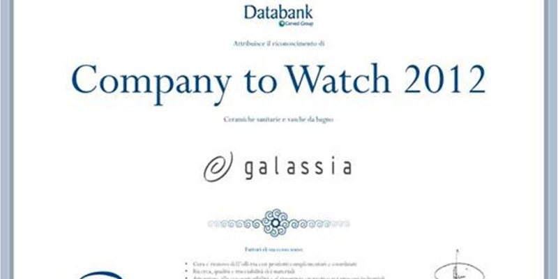 Premio - Company to watch 2012