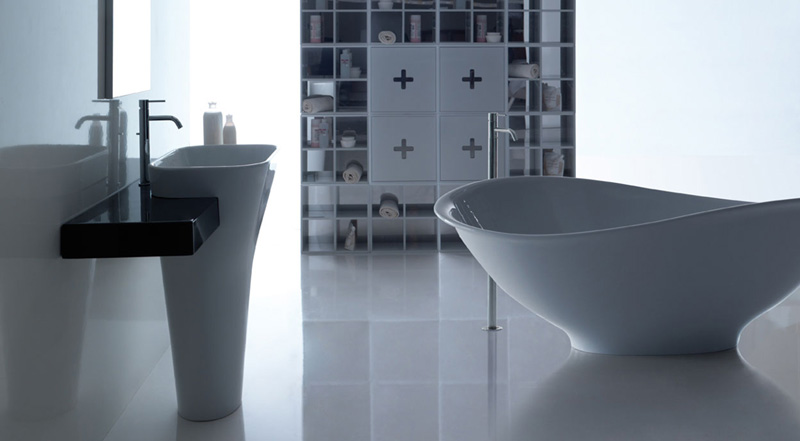 Vasca Da Bagno Galassia : Sanitari per arredo bagno. collezione meg11. ceramica galassia